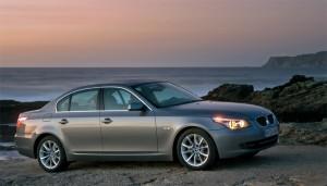 Die BMW 5er-Reihe ist das meistverkaufte Fahrzeug der Oberklasse.