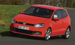 Leader der Kleinwagen-Klasse: VW Polo, im Bild der GTI.