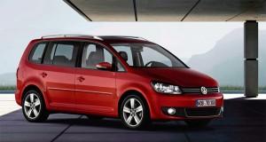 Der VW Touran ist bei den Kompaktvans klarer Spitzenreiter.