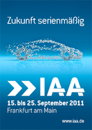 Die IAA ist eine der bedeutendsten Autoshows der Welt.
