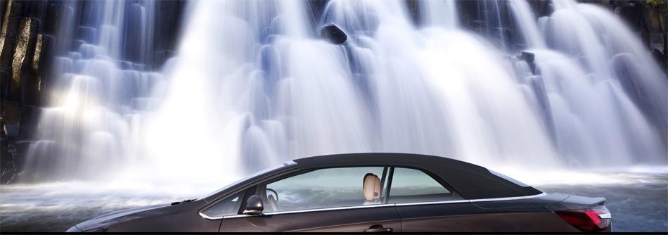 Der neue Opel Cascade kommt im Frühling 2013. Sein Name soll für fliessende Eleganz stehen.
