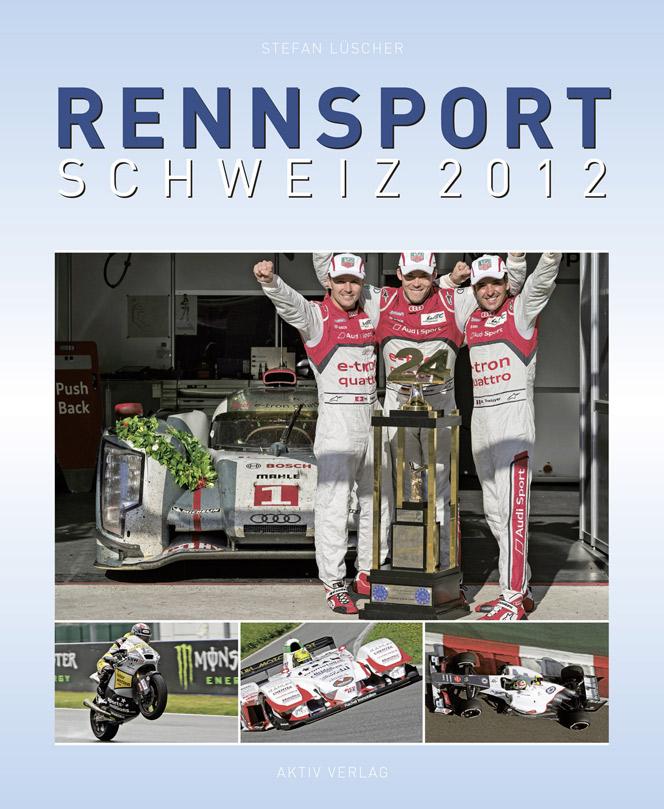 Schweizer Motorsport-Jahrbuch RENNSPORT SCHWEIZ