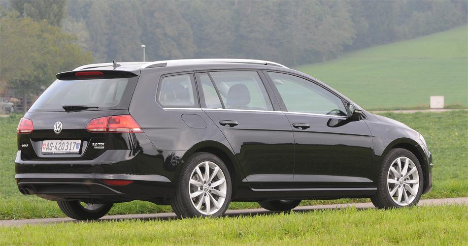 Der neue VW Golf Variant wirkt wertiger und eigenständiger als seine Vorgänger.